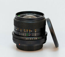 Beroflex 28mm 2.8 // Canon FD