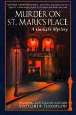 A Gaslight Mystery: Murder on St. Mark's Place 2 by Victoria Thompson (2000