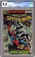 Amazing Spider-Man #190 CGC 9.2 (1979, John Byrne Man-Wolf cover)