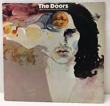 The Doors Weird Scenes Inside The Gold Mine 8E-6001 ILp Record