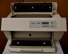 Tally T 2045  Matrixdrucker Für Unternehmen  Industriedrucker Leistungsstark