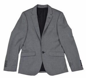 River Island L'Art Grey Blazer Men's Size 36R
