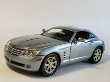 Motor Max 2004 Chrysler Crossfire 1:18 Scale Diecast Model Car
