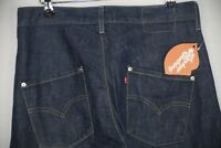Mens LEVIS Jeans ENGINEERED TWISTED LOOSE Fit RAW Denim W30 L30 EXCELLENT P32