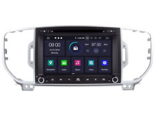Android 9.0 Car DVD GPS Navigation Radio Stereo BT For kia Sportage 2016-2018