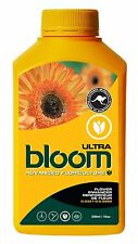 300ml Bloom ULTRA Advanced Floriculture Yellow Bottle Nutrients Fertilizer SAVE