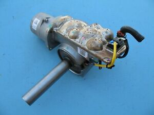 08-12 FORD ESCAPE MERCURY MARINER POWER STEERING COLUMN ELECTRIC PUMP MOTOR #3