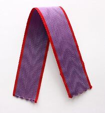 Soviet Russian USSR Ribbon for Medal For Labour Valour 1938 CCCP