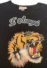 Gucci Tiger Amour Black XL T-shirt