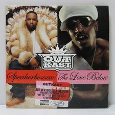 OutKast - Speakerboxxx/The Love Below 4LP 2003 Orig Vinyl Andre 3000 Big Boi