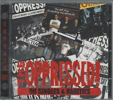 THE OPPRESSED - Oi! SINGLES & RARITIES - (still sealed cd) - AHOY CD 168
