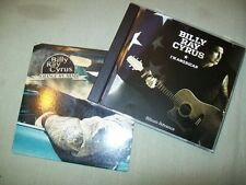 Billy Ray Cyrus        PROMO CD LOT         I'm American  --  Change My Mind