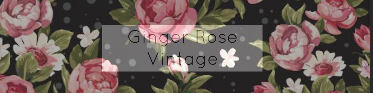 Ginger Rose Vintage