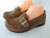 Birkenstock Footprints Moc Toe Loafers Women's Shoes Size 38, US 7