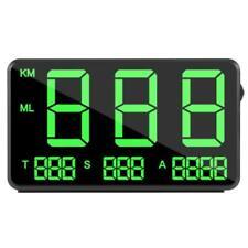 C80 Auto Digital GPS Tachometer Geschwindigkeit Speedometer  KM/h Tacho DE