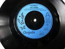 """PHIL FEARON - I Can Prove It 1986 7"""" Vinyl Single"""