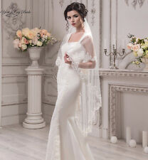 New Wedding Veil ''Marilyn'' from NYC Bride, made in Europe