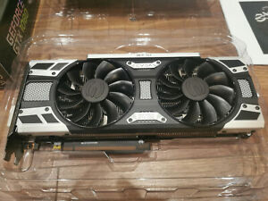 EVGA GTX 1080 SC SUPERCLOCKED 8 GB Graphics Card GPU AMAZING Condition