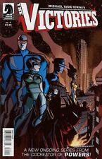 Michael Avon Oemings Victories #1 (of 5) Transhuman Comic Book 2013 - Dark Horse