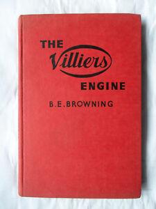 VILLIERS ENGINE MANUAL 1913 - 1956 EXCELSIOR JAP JAMES TRIUMPH ROYAL ENFIELD BSA