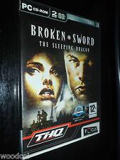 Broken Sword: The Sleeping Dragon   pc game