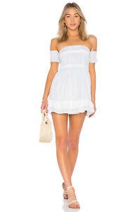 House of Harlow 1960 x REVOLVE Adeline Dress in Trapani Stripe Size XS VR145 08