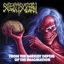 Silent Scream - From The Darkest Depth Of The Imagination [New CD] Bonus Tracks,