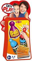Childrens Party Game Lets Play Bell Towers Stacking Family Age 8+