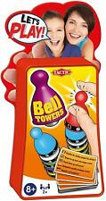 Lets Play Bell Towers Stacking Family Childrens Party Game Age 8+