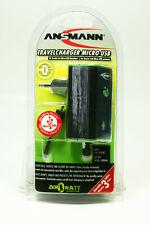 Ansmann Travelcharger Micro USB