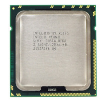 Intel Xeon X5675 3.06GHz 12M Cache Hex 6 SIX Core Processor LGA1366 SLBYL