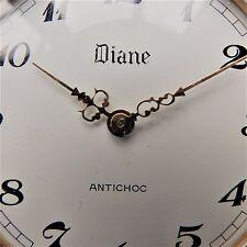 """Diane Pocket Watch, """" Antichoc """", Newer Design, stiftankerhemmung"""