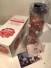 New ListingSteinbach Nutcracker 17� Reginald Beefeater Guardsman Mint In Box #922/7500 Coa