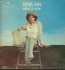 Janis Ian(Vinyl LP Gatefold)Miracle Row-CBS-81879-UK-1977-VG/NM