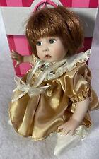 "Marie Osmond Tiny Tots Doll ~ 5.5"" DUSTY ANN  ~ Mint in Box"