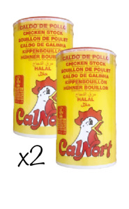 Calnort Chicken Stock (Halal) - 1kg **DOUBLE PACK**