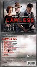 LAWLESS - Nick Cave & Warren Ellis (CD BOF/OST) LaBeouf,Chastain 2012 NEUF