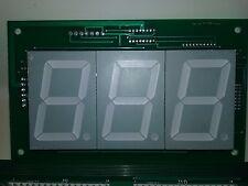 Planet Arcade /  Lazer Tron / Wheel of Wonder and score  PCB board
