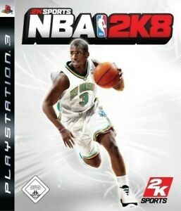 PS3 / Sony Playstation 3 game - NBA 2K8 EN/GER boxed