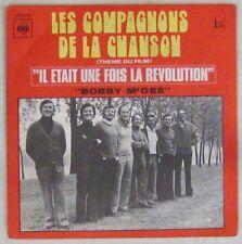Ennio Morricone 45 tours Compagnons de la chanson 1972