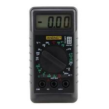 UN3F Mini Pocket DMM Digital Multi Meter OHM Test Voltmeter Ammeter with Buzzer