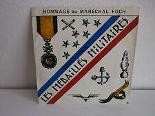 Chant poyr les médaillés militaires Hommage au Maréchal Foch MICHEL MERLAUD