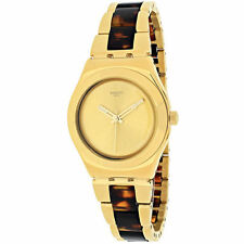 Swatch Irony Quartz (Battery) Analogue Wristwatches