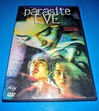 Parasite Eve (DVD, 2001) Rare OOP Japanese Horror Film Region 1 USA