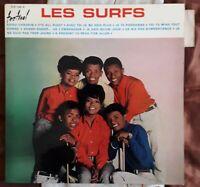 LES SURFS BEAU et RARE 25CM Sixties / Festival FLD 340 / NEUF / MINT + Languette