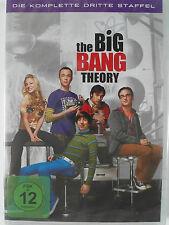 The Big Bang Theory - Komplette 3. Staffel - Galecki, Parsons, Nayyar - Physiker
