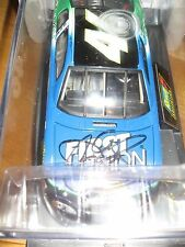 Jeff Green First Union Devil Rays 1:24 Scale Diecast ***AUTOGRAPHED TWICE***