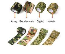 Gewebeband Tape PanzerTape Duct Tape Camoflage Cmuflage Flecktarn tarnung