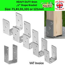 More details for bolt down heavy duty 4mm galvanised (