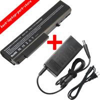 Battery for HP Elitebook 8440P 8440W ProBook 6450B 6540B 6545B 6550B Power USA